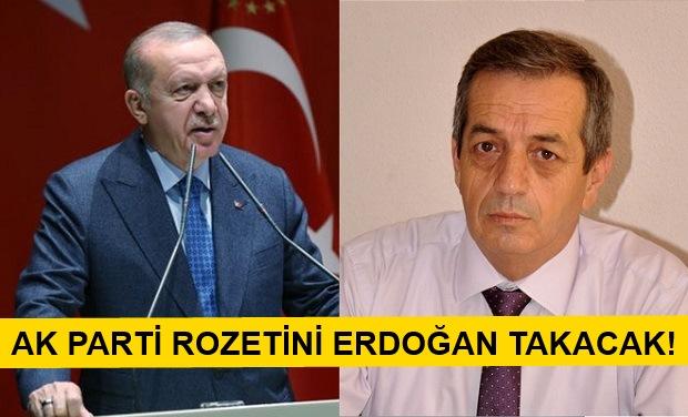 Nejat Önder'e Rozeti Erdoğan Takacak..