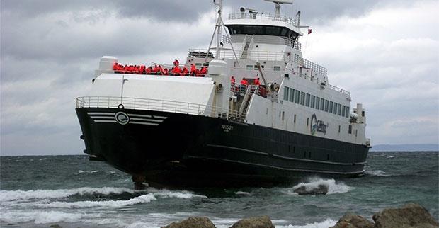 Yine Aynı Gemi.. Gökçeada 1 Gemisi Arızalandı!