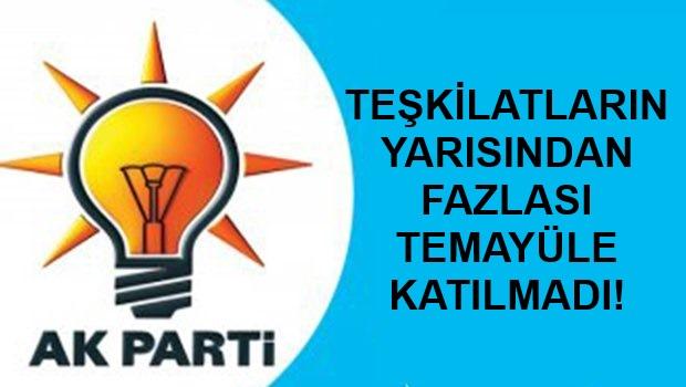 AK Partili Temayüle İnanmıyor!