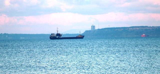Gemi Kaptanı Kamarasında Ölü Bulundu