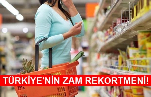 Çanakkale'de Enflasyon Türkiye Ortalaması Üzerinde!