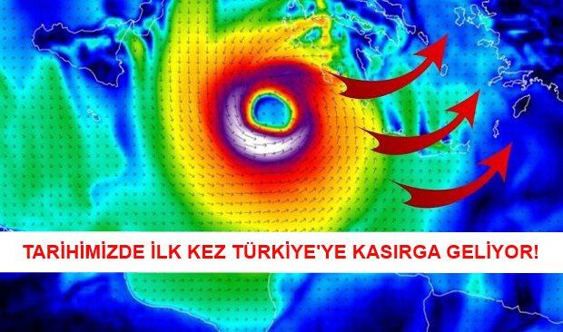En Büyük Etkiyi Muğla, Aydın, İzmir, Çanakkale Kıyılarında..