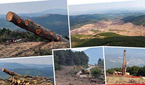 Alamos Gold Kirazlı'daki Faaliyetlerini Durdurdu!