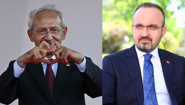 "Turan'dan Kılıçdaroğlu'na ""Bitanesin"""
