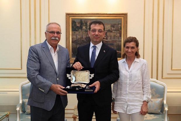 Başkan Gökhan İmamoğlu'nu Çanakkale'ye Davet Etti!