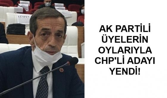 Meclisi Karıştıran Sonuç: Eski CHP'li, CHP'li Adayı Yendi!