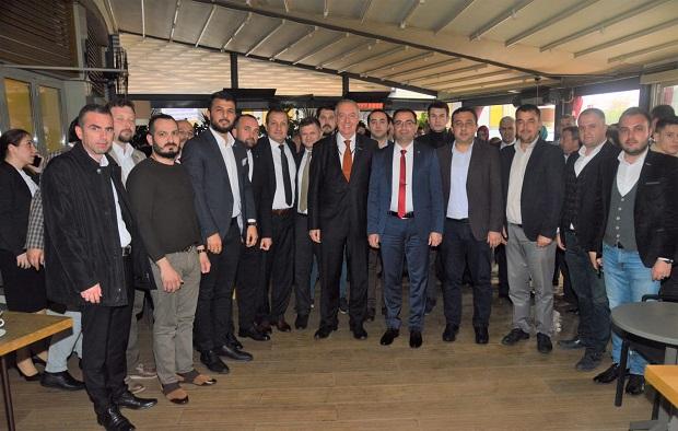 MÜSİAD'tan Başkanlara Ziyaret