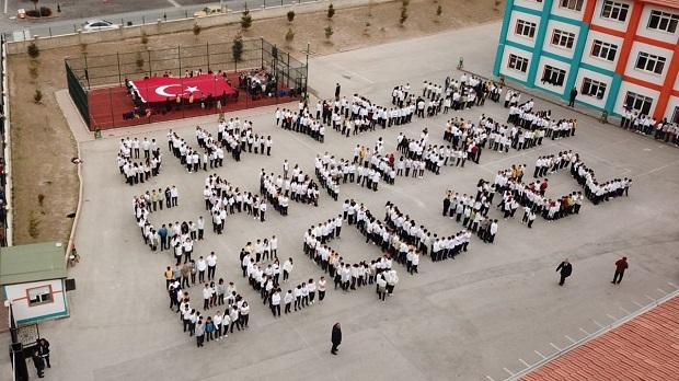 Çanakkale LGS'de Türkiye 8.si Oldu!
