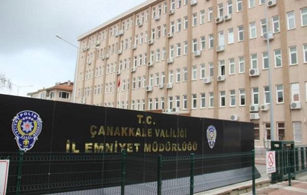 Çanakkale İl Emniyet Müdürlüğüne Faruk Karaduman Atandı