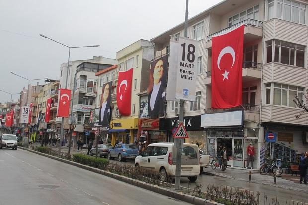 18 Mart Törenlerinde Trafiğe Kapanacak Caddeler Açıklandı