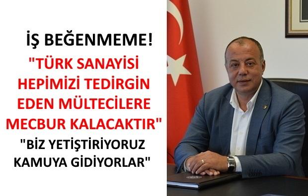 """""""Çanakkale'de İşsizlik Yok, İş Beğenmeme Var.."""""""