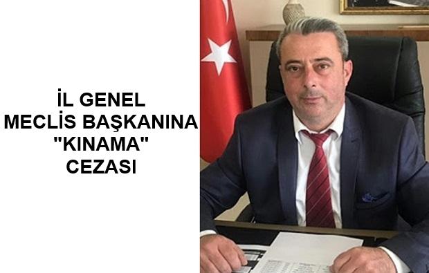 """CHP'de Disiplin Kurulundan """"Kınama"""" Çıktı!"""