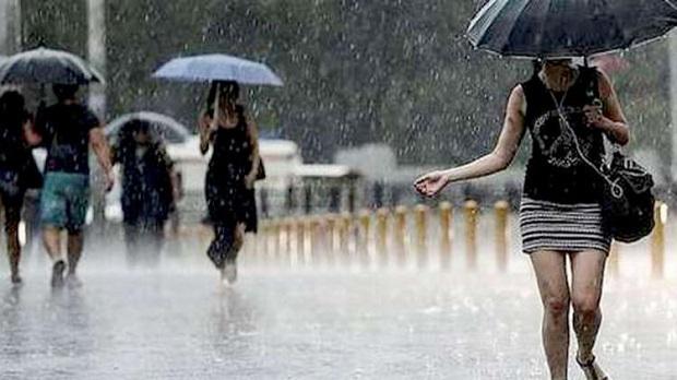 Dikkat.. Sağanak Yağış Geliyor..