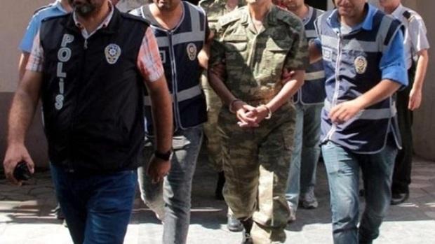 FETÖ Operasyonu: 16 Asker Yakalandı
