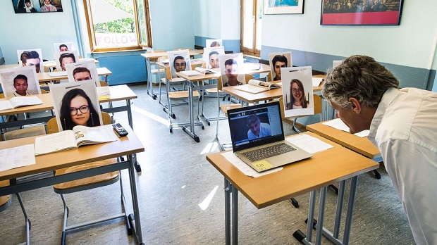 """CHP: """"Salgında Eğitimin Sorunlarını Çözmeye Hazırız"""""""