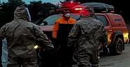 AFAD Ekipleri Gaz Sızıntısına Müdahale Etti