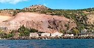 Assos Antik Limanı'ndaki Kaya Islahına Üç Ayrı Dava