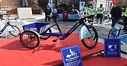 ÇABİS'e Tandem ve Kargo Bisikletler Geliyor