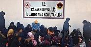 Çanakkale Nüfusunun Yüzde 1,70'i Yabancı