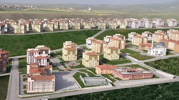 TOKİ 171 Konutluk Çanakkale Projesi İhalesi Yaptı