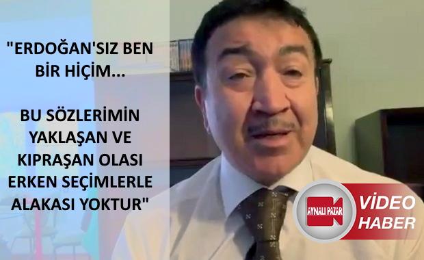 Bülent Turan'ın Sözleri Mizah Oldu!