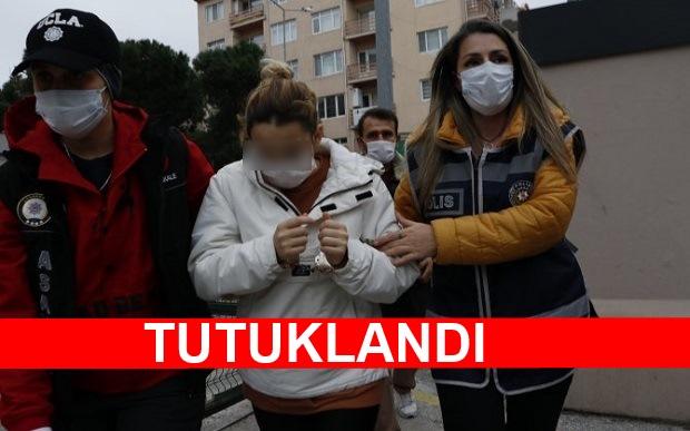 Bebeğini Çöpe Atan Kadın Tutuklandı..