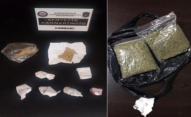 Uyuşturucu Operasyonları: 33 Gözaltı