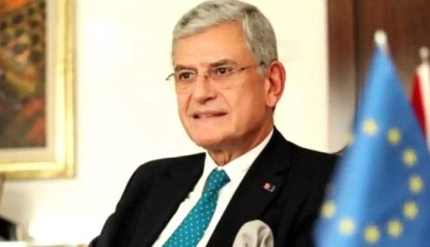 Çanakkaleli Bozkır BM Genel Kurul Başkanı Seçildi