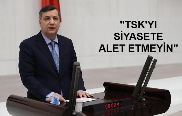 """""""Genelkurmay Başkanını Er, Fetö'cüleri General Yaptınız"""""""