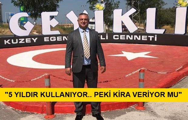 Geyikli Belediye Başkanı Oruçoğlu'na Zor Sorular!