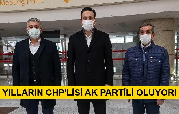 Hazin Fotoğraf.. Nejat Önder AK Partiye Geçiyor!