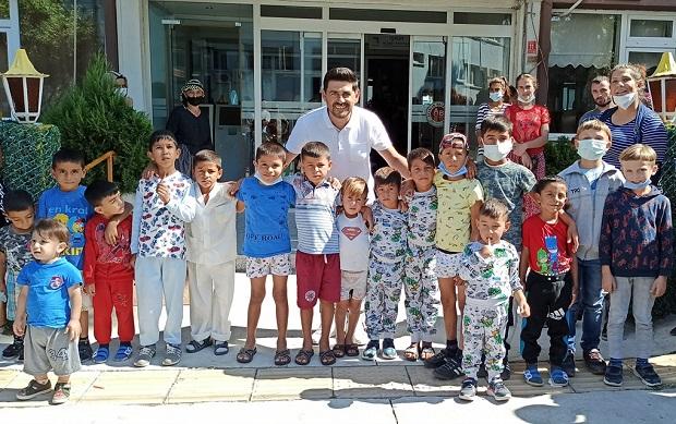 Ayvacık Belediyesi'nden Toplu Sünnet Şöleni