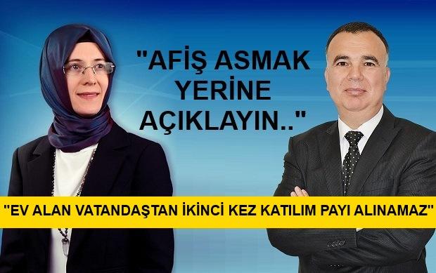 """""""Katılım Payı"""" İsyanına AK Parti'de Katıldı!"""