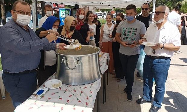 Biga TSO'dan Ahmet Alp Bebek İçin Yardım Programı