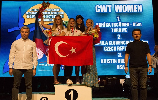 Dünya Dalış Şampiyonları Geliyor!