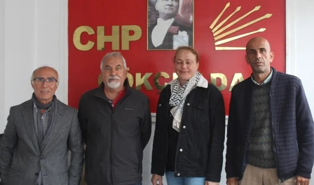 """CHP'den """"Yıldız Koyu"""" İçin Direniş Çağrısı"""