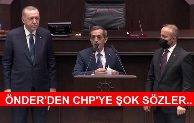 CHP'ye Vurdu da Gitti..