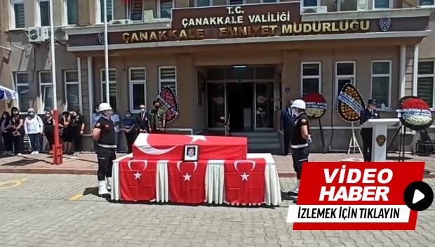 Şehit Polis Türkmenoğlu Son Yolculuğuna Uğurlandı