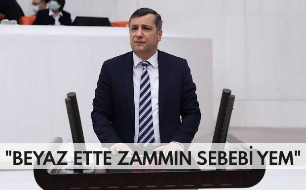 """""""Yemde Zammın Sebebi Saray'ın Tarım Politikaları"""""""