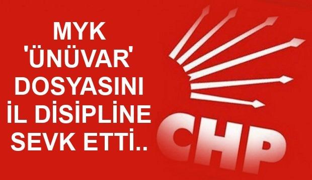 """""""Ünüvar"""" Kesin İhraç Talebiyle İl Disiplin Kuruluna Sevk Edildi!"""