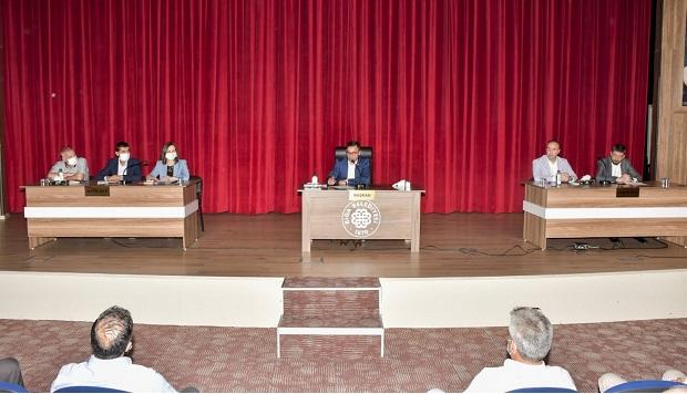Biga'da Mimar, Müteahhit ve Mühendislerle İstişare Toplantısı
