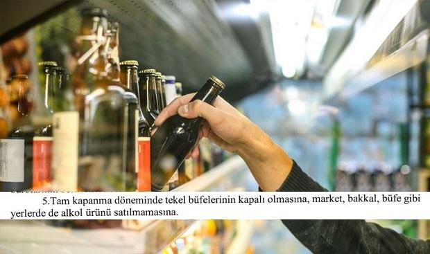 Çanakkale İl Hıfzısıhha'dan Alkol Satışı Kararı!