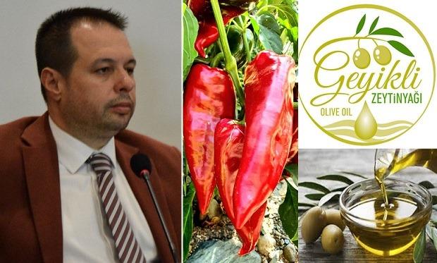 Çanakkale'nin İki Tarım Ürünü Coğrafi İşaret Onayı Aldı