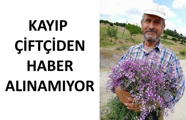 Kayıp Çiftçi İçin Arama Çalışması Başlatıldı