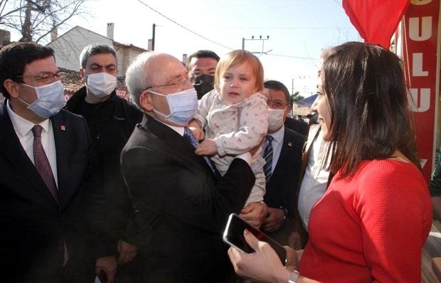 CHP Lideri Kemal Kılıçdaroğlu Çanakkale'de..