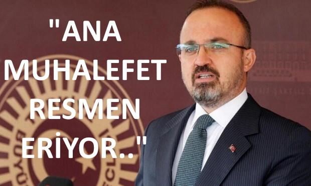 Bülent Turan'dan Erken Seçim Açıklaması..